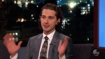 Shia LaBeouf Explains His Performance Art Events
