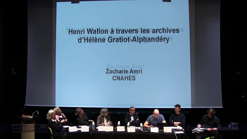 Zacharie.Amrie : Table ronde