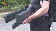 DroneGun : un pistolet anti-drones à longue portée