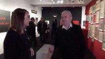 L'artiste Ben vous fait visiter son exposition au Musée Maillol