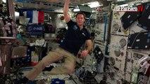 EXCLUSIF. Le Parisien Magazine accompagne Thomas Pesquet dans l'espace