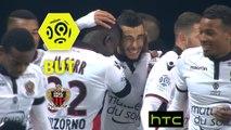 But Younes BELHANDA (5ème) / EA Guingamp - OGC Nice - (0-1) - (EAG-OGCN) / 2016-17