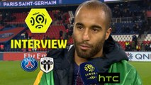 Interview de fin de match : Paris Saint-Germain - Angers SCO (2-0)  - Résumé - (PARIS-SCO) / 2016-17