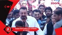 Sanjay Dutt Makes Fun Of Ranbir Kapoor | Aamir Khan Gets ROBBED