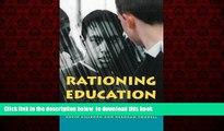 Buy Gillborn Rationing Education Epub Download Download