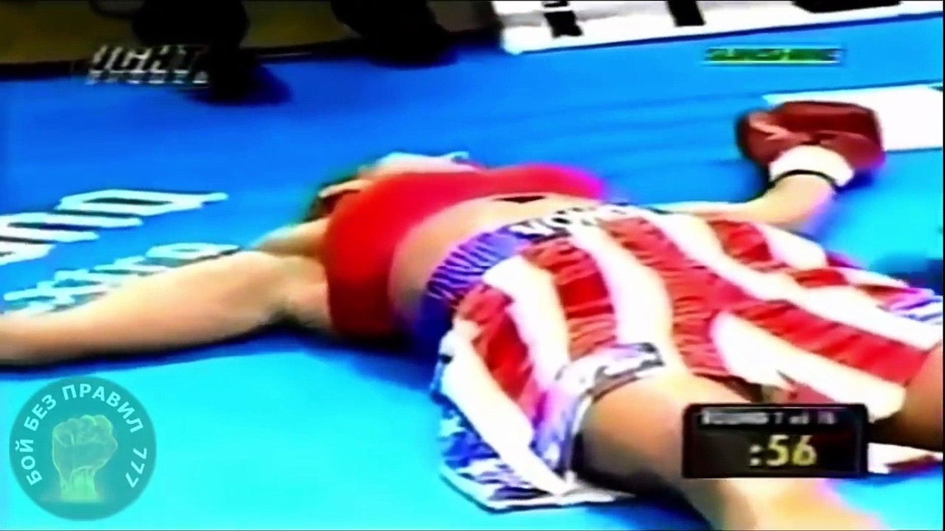 Бокс! Самые тяжелые нокауты в Боксе! Лучшие нокауты и бои