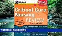 Buy William Gossman Critical Care Nursing Review: Pearls of Wisdom, Second Edition Audiobook