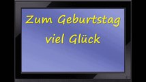 HAPPY BIRTHDAY - German Shepherd - Vidéo dailymotion
