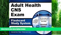 Best Price Adult Health CNS Exam Flashcard Study System: CNS Test Practice Questions   Review for