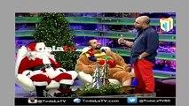 Santa Claus Invade Chevere Nights con todos sus regalos-Video