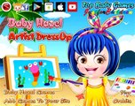 Baby Hazel Games | Dress up Games - ARTIST | Baby Games | Free Games | Games for Girls