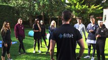 Find Your Fit with Fitbit Personal Training with the Contestants