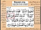Quran in urdu Surah AL Nissa 004 Ayat 094B Learn Quran translation in Urdu Easy Quran Learning