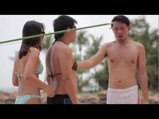 Bloopers: People At Sentosa