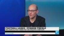 Football Leaks - Interview de Yann Philippin, journaliste à Mediapart