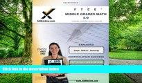 Pre Order FTCE Middle Grades Math 5-9 Teacher Certification Test Prep Study Guide (XAM FTCE)