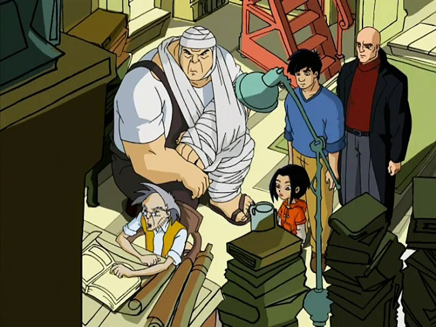 Jackie Chan Adventures S01 13 Day Of The Dragon Video Dailymotion