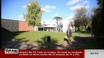 Le lycée Jean Prouvé de Lomme