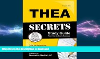 READ THE NEW BOOK THEA Secrets Study Guide: THEA Test Review for the Texas Higher Education