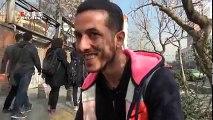Arayesh pesaran irani-مستند جنجالی پسرهای ایرانی که آرایش می کنند!