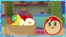 Cartoni animati per bambini - Giochi per bambini: Margherita e la frutta