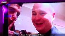 Cauet fait pleurer Lady Gaga - C'Cauet sur NRJ