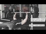 How To Do a Barbell Bench Press