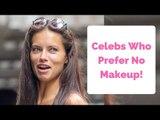 Alicia Keys & More Celebs Who Prefer No Makeup!