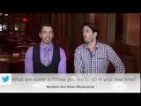 Did the Property Brothers Dress Alike When They Were Younger?