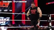 WWE Top 10 Finishers - Top 10 Finishers Of WWE RAW 2016-17 !