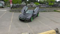 BMW i8 City or Supercar  part 3