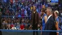 The Undertaker Returns 2016 - WWE Smackdown Live 15 November 2016  part 2