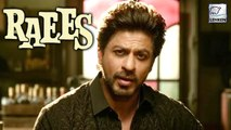 Shahrukh Khan's Raees Trailer Release Date REVEALED