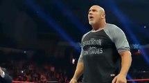WWE Survivor Series 2016 - Bill Goldberg vs Brock Lesnar part 2