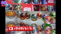 Uova sorpresa Star Wars | Ovetti di Star Wars in Italiano, video di uova kinder sorpresa Star Wars .