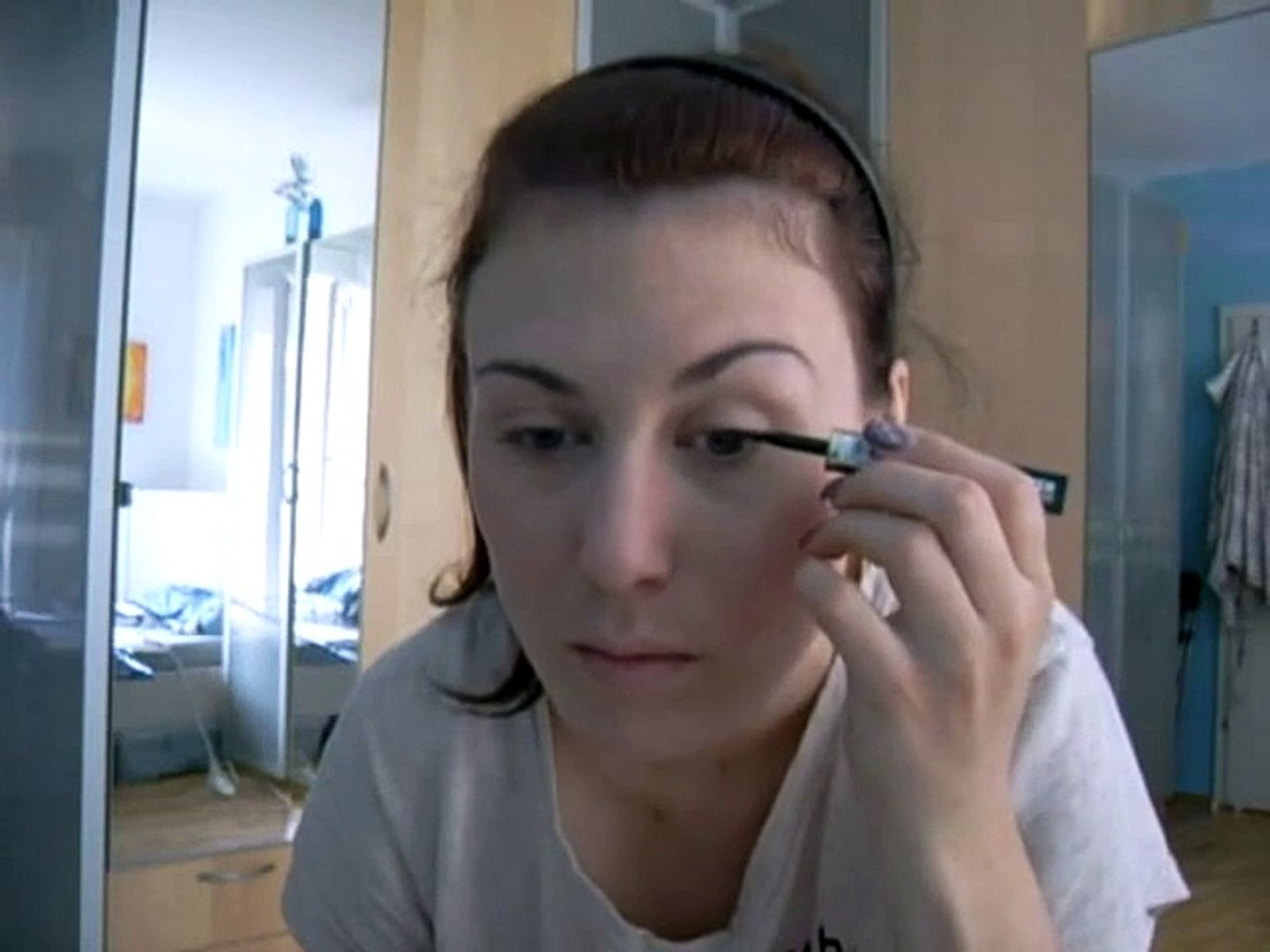 Daily Make Up Routine Gettin' Ready part 3