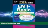 READ book EMT-Basic - Interactive Flashcards Book for EMT (REA) (REA Test Preps), Not the Premium