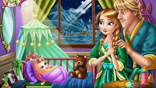 Anna Und Elsa Spiele Auf Deutsch