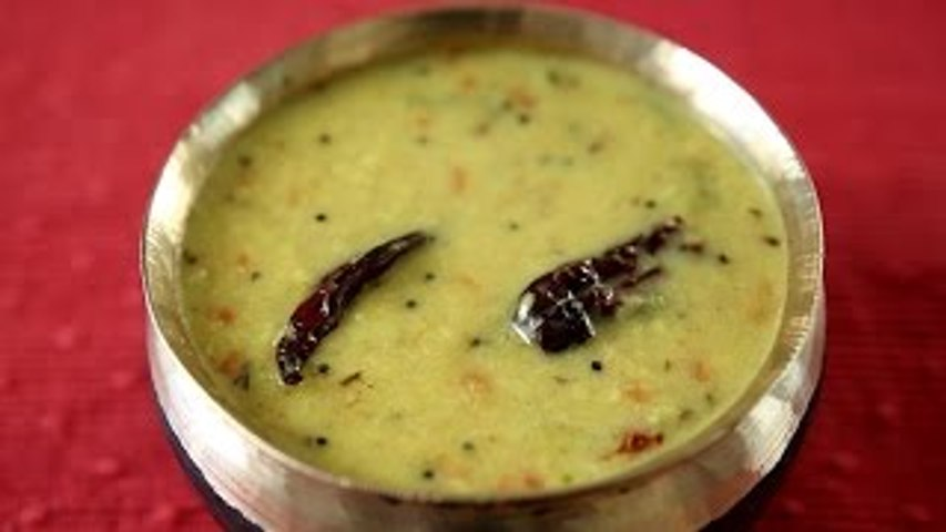 Goan Dal Recipe | Popular Dal - Goa Style | Masala Trails With Smita Deo