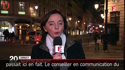En plein direct, une journaliste de France 2 s'attire les foudres de l'Élysée