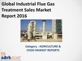 Global Industrial Flue Gas Treatment Sales Market Report
