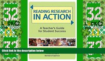 Price Reading Research in Action: A Teacher s Guide for Student Success Peggy McCardle Ph.D.  MPH