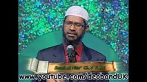 Dr Zakir Naik Exposed - He says you do not have to believe in Prophets