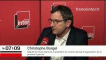 Christophe Borgel répond aux questions de Marc Fauvelle