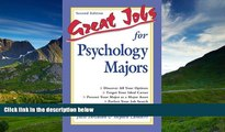 READ THE NEW BOOK Great Jobs for Psychology Majors Julie DeGalan BOOOK ONLINE