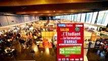 Salon de l'Étudiant et de la Formation d'Arras (Artois Expo), 25 novembre 2016