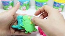 Peppa Pig en français - Play doh pate à modeler - pâte à modeler porc Peppa