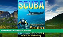 FAVORITE BOOK  SCUBA: An Introduction To Scuba Diving (diving, shipwrecks, sport diving, pirate