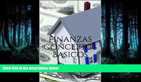 READ THE NEW BOOK Conceptos Basicos: Finanzas Para Todos (Spanish Edition) speaking economy inc.