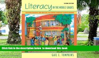 Audiobook Literacy in the Middle Grades: Teaching Reading and Writing to Fourth Through Eighth